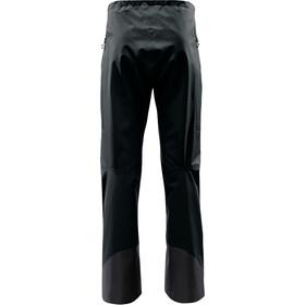 The North Face Summit L5 Shell Pants Regular Dame tnf black/asphalt grey jacquard